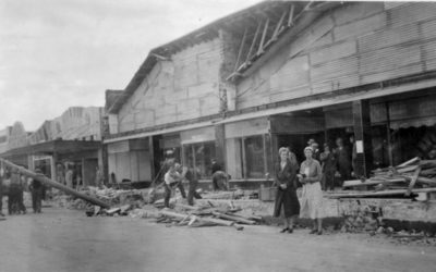 1904 – 1934 Earthquakes