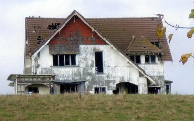Ahiaruhe Abandoned House