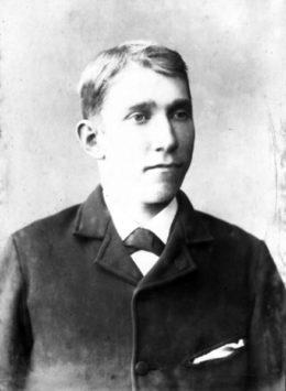Carl Engsrom, a Swedish-born farmer from Makuri.