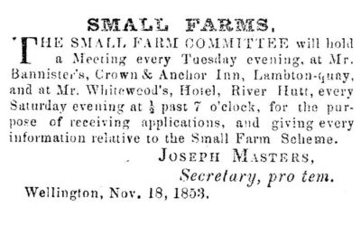 Small Farms Associations