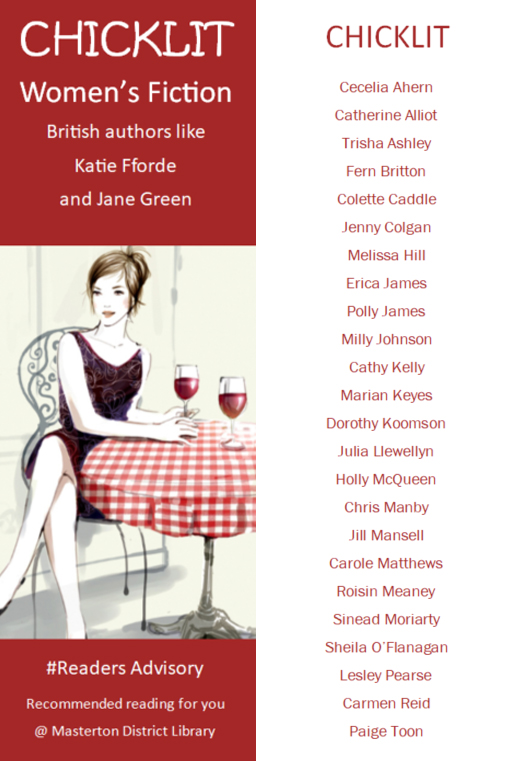 Chicklit Women's Fiction