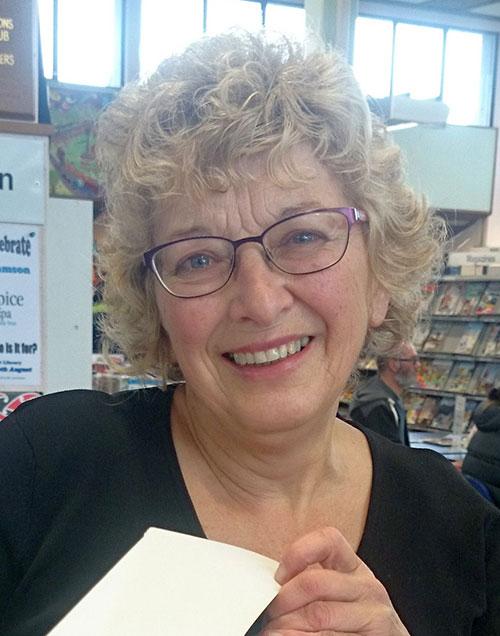 Mary Buckner