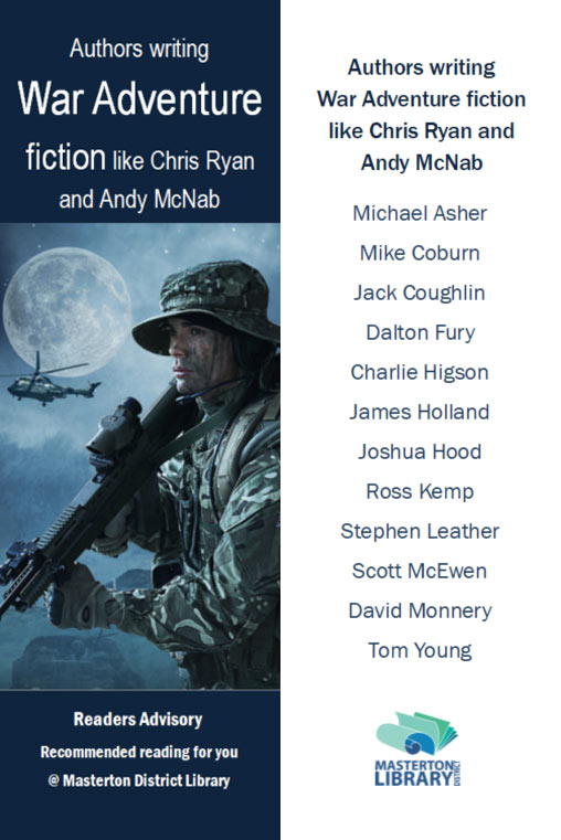 War Adventure Fiction