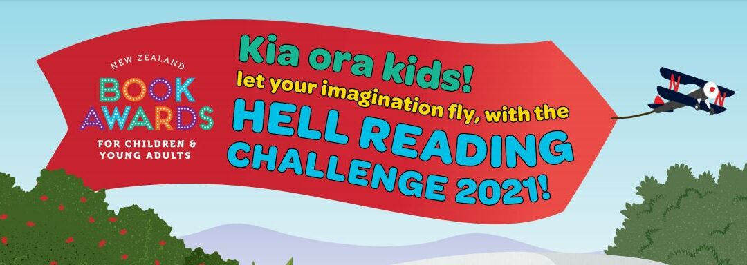 Hell Reading Challenge 2021